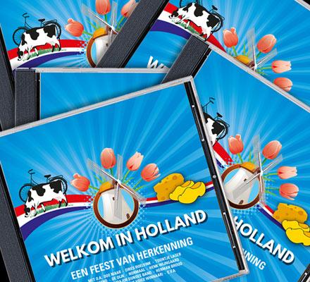 Welkom in Holland CD