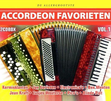 accordeon favorieten